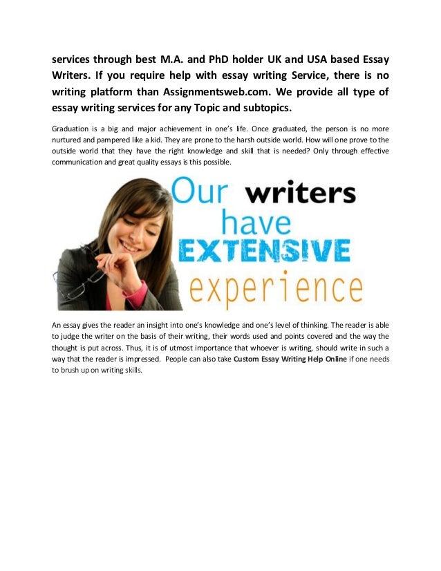 Essay homework help online