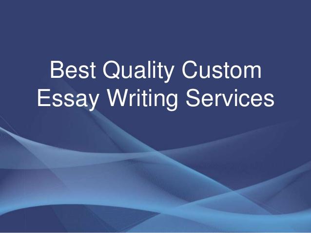 Quality Custom Paper Writing Service Online Essay Writing Company