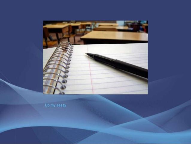 Writing essays custom services