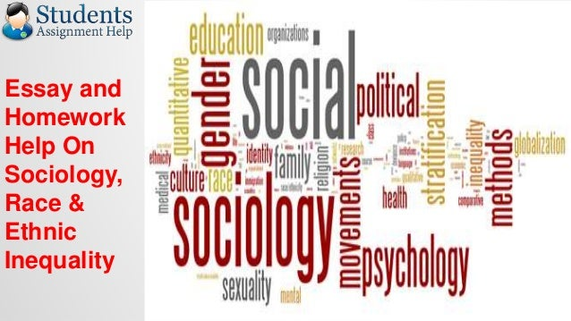 the sociology of race and ethnicity essay Sociological approaches to race and ethnicity: the roma in central europe   by writing their short essays/reviews, students' skills in critically examining.