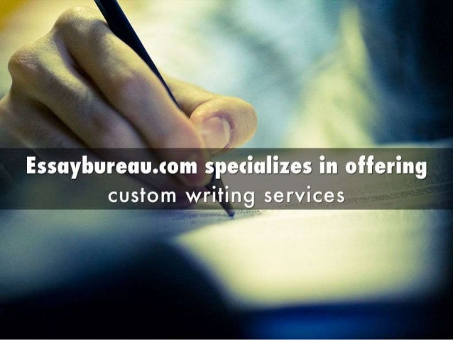 can do custom essay writing services work Today you get the joys of having to outsource professional services where your essays are rate custom essays get-essaycom offers a wide range of writing.