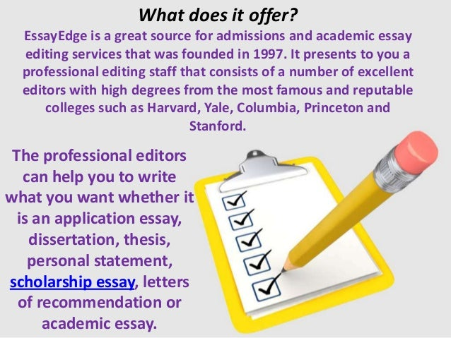 Help editing my admissions essay (short)???