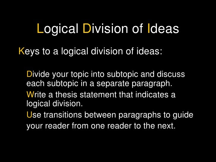 division analysis essay outline Outline structure for literary analysis essay i catchy title ii paragraph 1:  introduction (use hatmat) a hook b author c title d main characters.