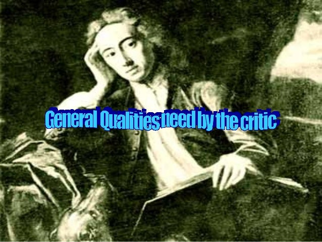 alexander pope s essay on criticism Alexander pope 1 alexander pope alexander pope alexander pope (c 1727), an english poet best known for his essay on criticism, the rape of the lock and the dunciad.