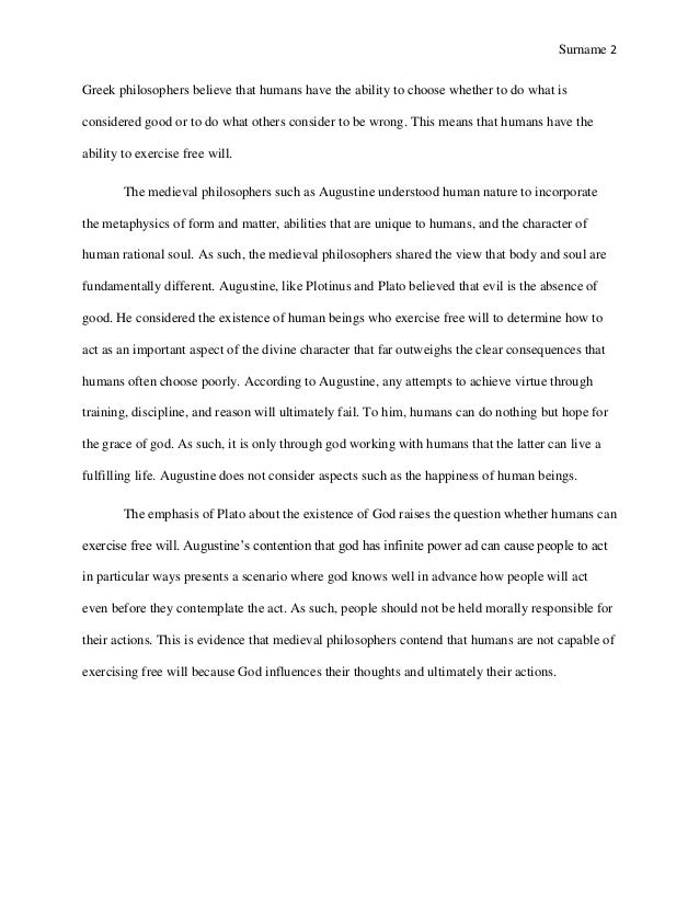 The nature essay
