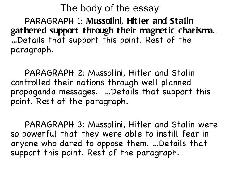 World War II essay papers