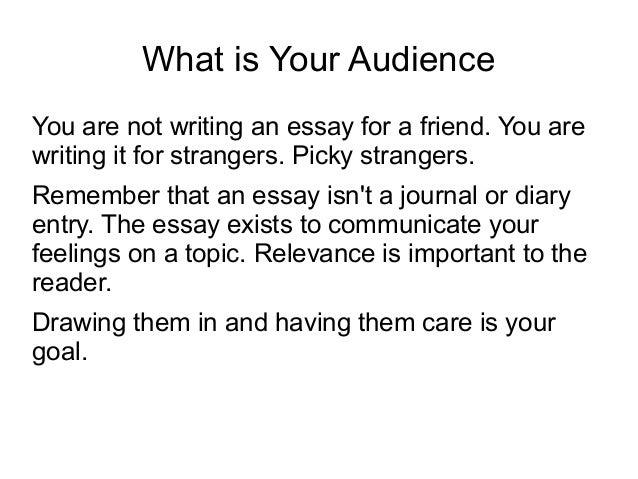 Improve essay writing skills
