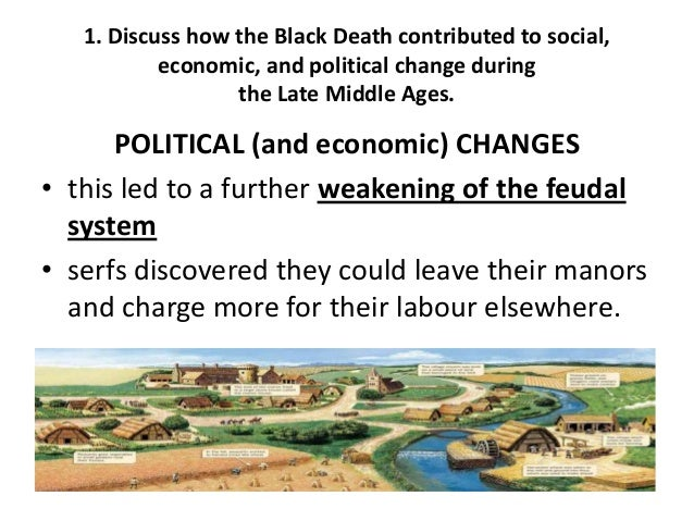 The black death essay