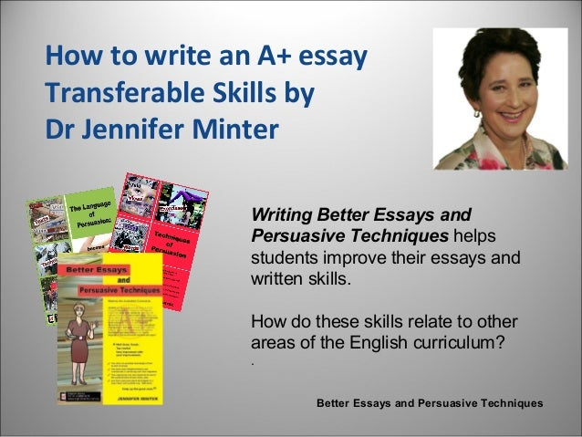 writing an essay on study skills New students often struggle with essays, but study skills departments are there to help.