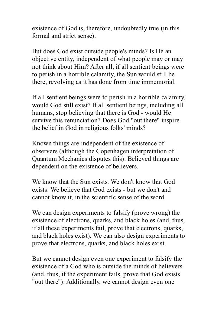 Essay On High School  English Essay Short Story also High School Graduation Essay Existence Of God Essays Example Of A Thesis Essay