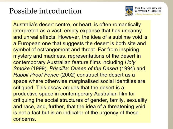essay on australian literature stereotypes Hire an essay writer  the official language of australia is english the australian english includes many british terms but is different from british english in.