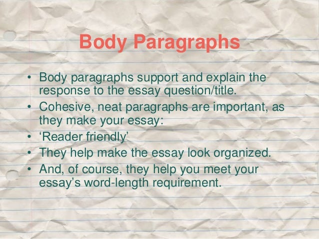 we will write your essay