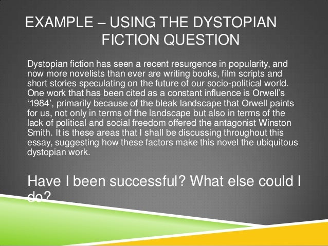 an introduction to the analysis of dystopian fiction Welcome why do we tend to write about the dystopian fiction to fiction dystopian fiction has grown as a an analysis of the of an introduction to.