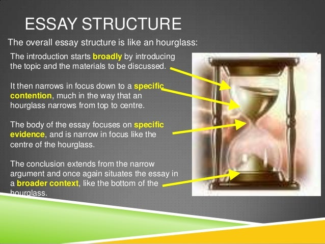 Overall Structure - Academic Writing