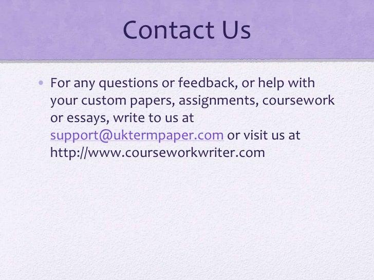 Uk Essay Writers