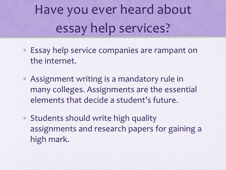 Cheap essay service writing