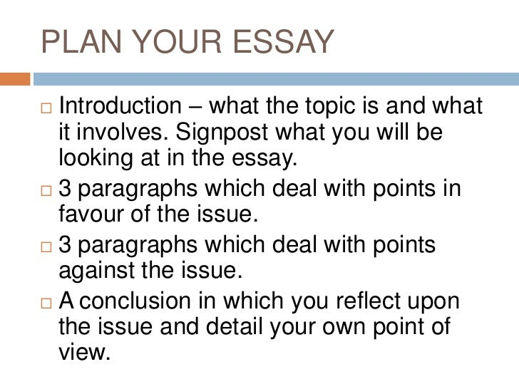 argumentative essay signpost Choosing an argumentative topic is not an easy task the topic should be such that sample argumentative essay: health and healing at your fingertips.