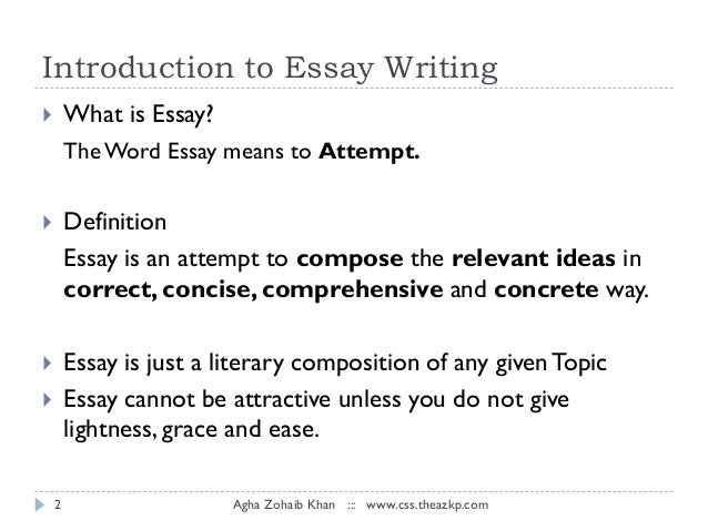 written essays that The modes of discourse—exposition, description, narration, argumentation (edna)—are common paper assignments you may encounter in your writing classes although these genres have been criticized by some composition scholars, the purdue owl recognizes the wide spread use of these approaches and students' need to understand and.