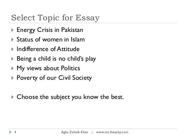 Essay outline format – Essay Outline