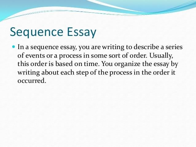 Great narrative essays