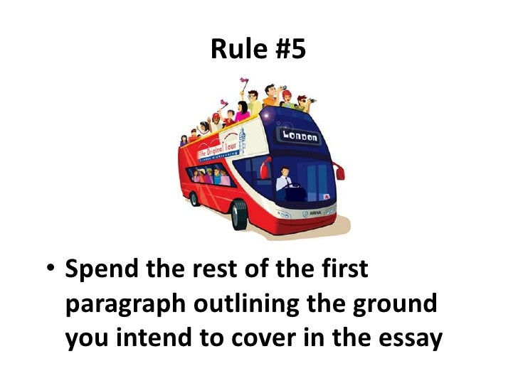 golden rules for writing an essay A basic introduction to the 10 golden rules of basic essay writing for literature analysis.