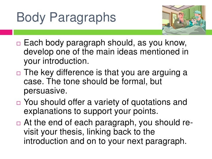 A Level Essay