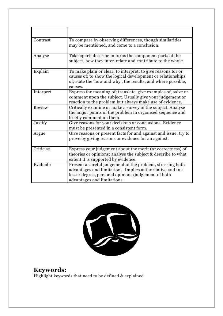 Optional Assignment Essay Writing: Comparison & Contrast & Spend Now ...