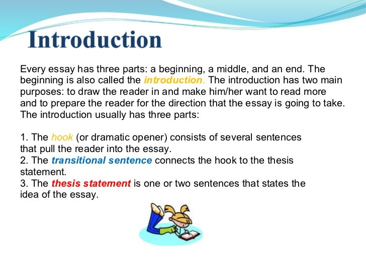 How to start an introduction paragraph for a research paper