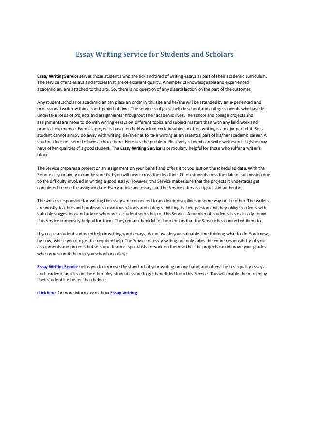 free essay writers essay writer