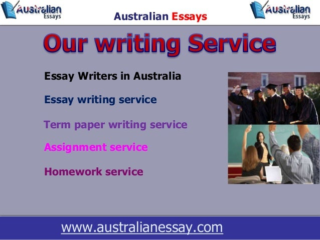 Write My Essay in Australia