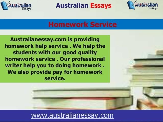 essay writing service australia