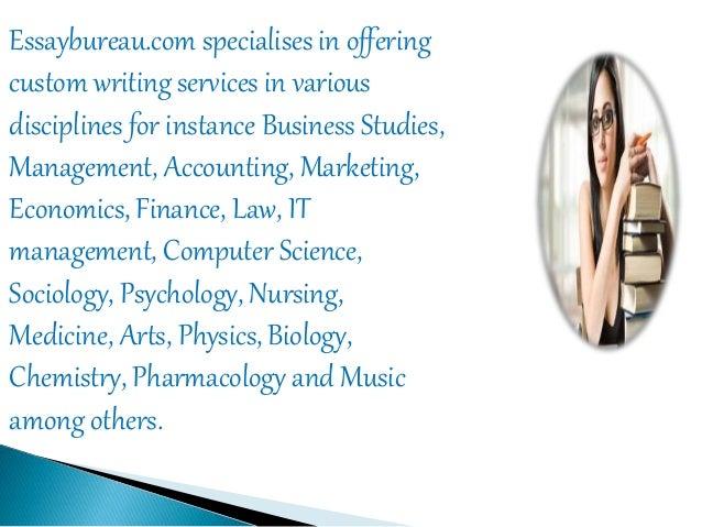 Custom Dissertation Writing Service Extended