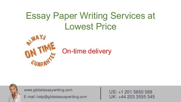 low price essay writing service
