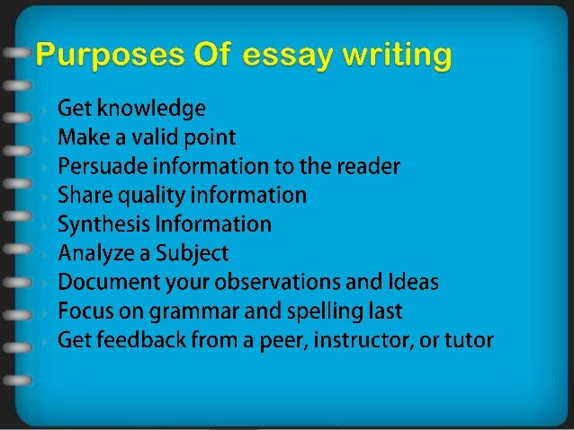 info on essay writing Follow these steps when writing an essay, whether you're writing a college application essay, a scholarship application essay or a class essay.