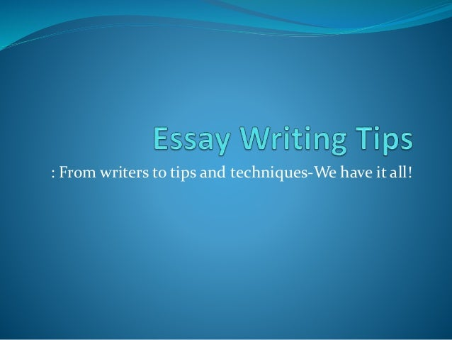 helpful tips writing essays Tips on writing a narrative essay five-step writing process for narrative essays of the story's narrative flow is very helpful 2 drafting a narrative essay.