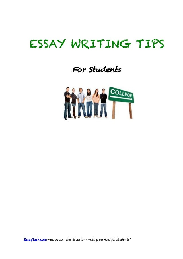 Custom writing tips students