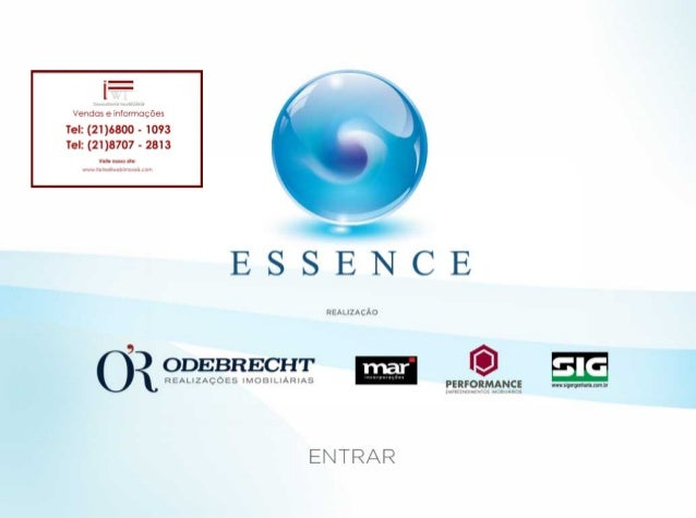 Essence -  Barra da Tijuca - www.farinelliwebimoveis.com