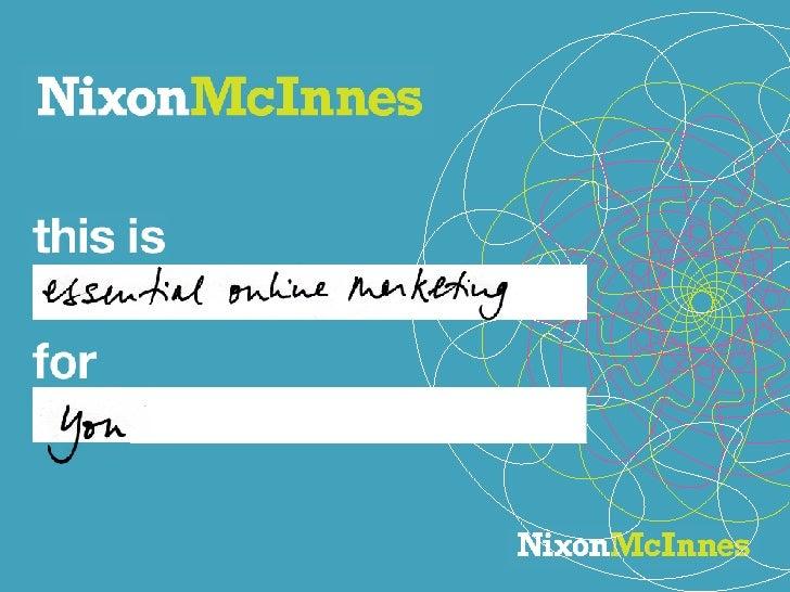 Essential Online Marketing by Nixon McInnes