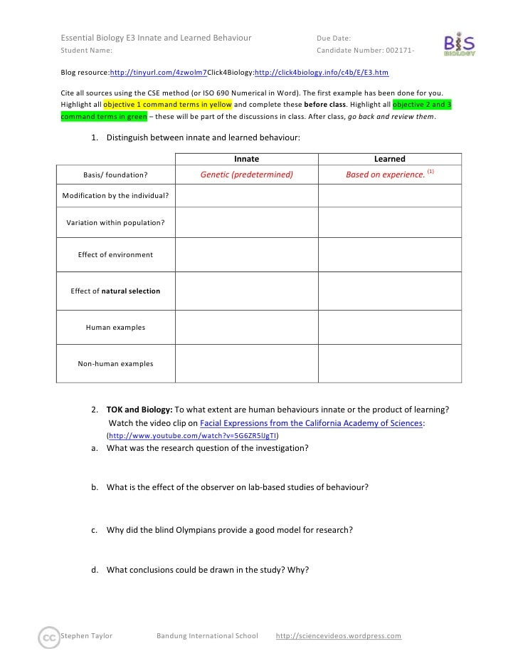 11 4 Meiosis Worksheet Answer Key Biology Section 11 4 | Caroldoey