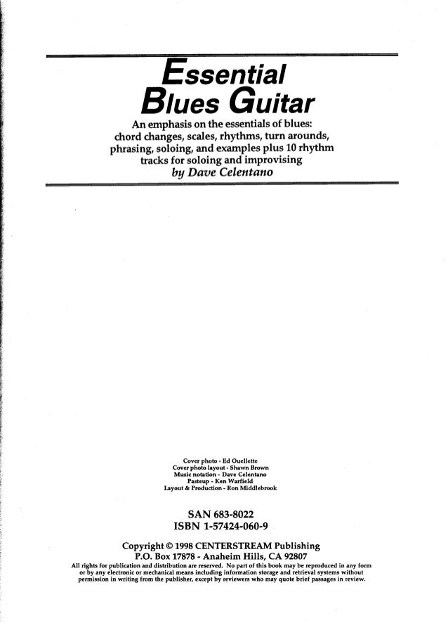 Essential blues guitar_lessons