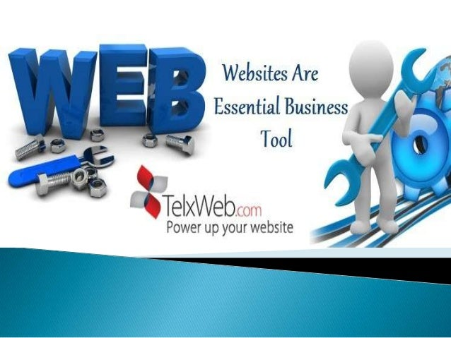 Essential business tools for websites - TelxWeb