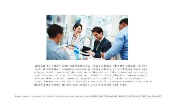 Virtual Team Meeting a Virtual Team Can Engage