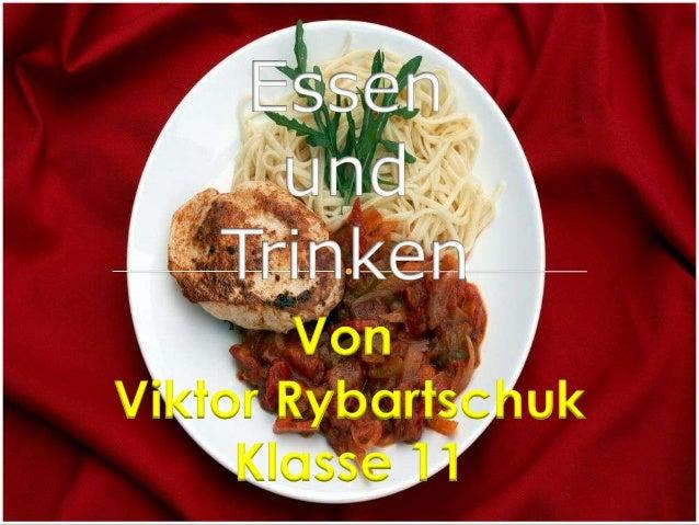 Von Viktor Rybartschuk Klasse 11