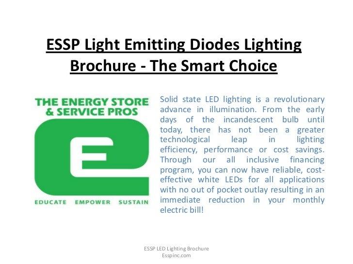Essp Power Point Presentation