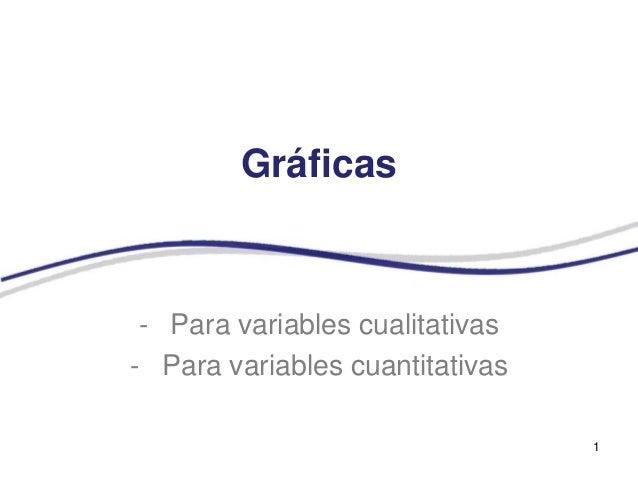 Estadistica graficas