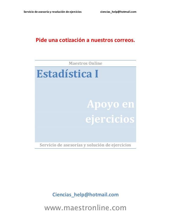Estadistica 1