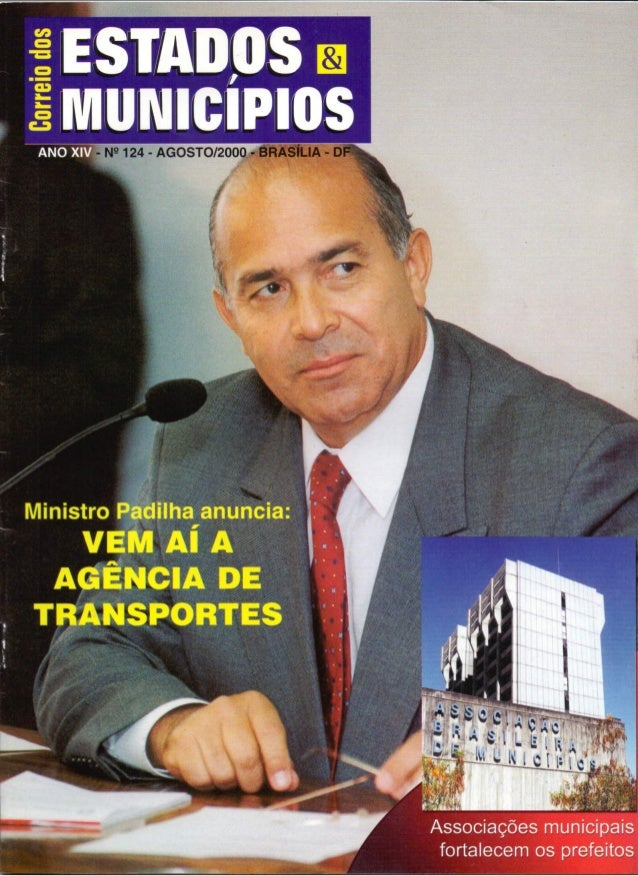 Ministro Eliseu Padilha anuncia Agência Nacional de Transportes
