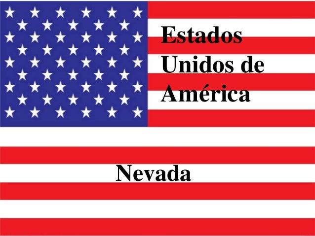 Estados   Unidos de   AméricaNevada