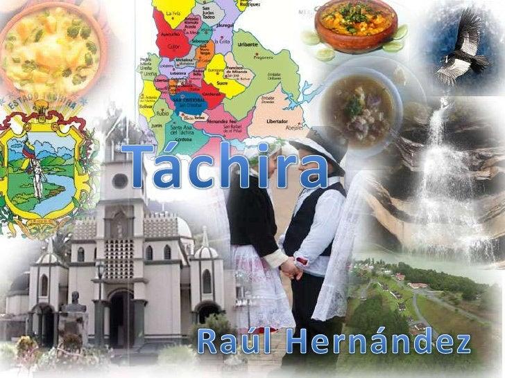 Estado tachira
