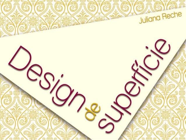 Estampa   design superficie